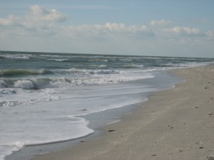 West Gulf Dr #6, NNW winds