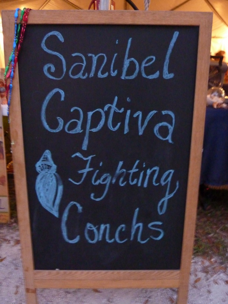 Fighting Conchs for Fighting Cancer