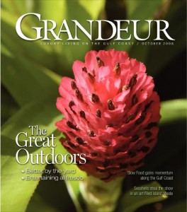 Grandeur Cover October 2008