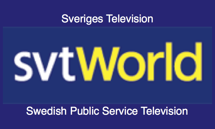 SVT swedish television sanibel florida