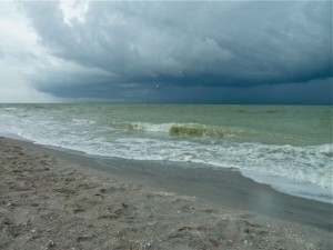 Captiva Island storm brewing