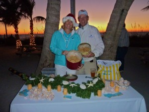 Captiva Holiday Village iLoveShelling.com luminary