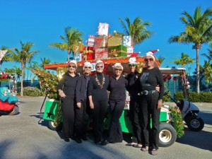 Captiva Holiday parade winners