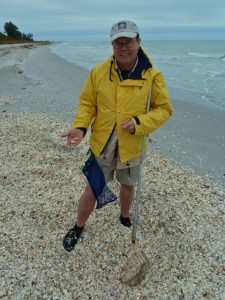 Shell Collector Alan