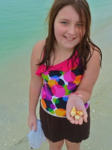 Rachael Florida cone shells