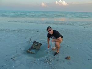 shell digger