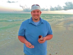 Matt (ohio) with seashells