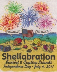 Shellabration July 4th Sanibel