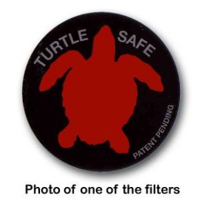 Sea Turtle light filter