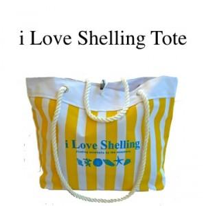i Love Shelling Tote