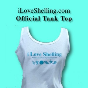 Seashell tank top