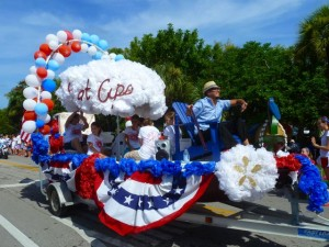 Cips Sanibel parade 2011