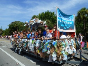 Sanibel Sea School Parade 2011