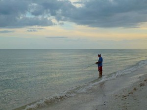 Sanibel fishing