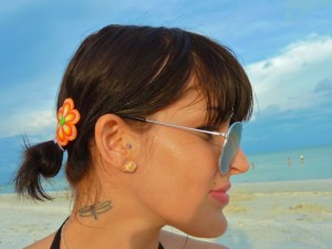 puerto Rico sharlene dove earings