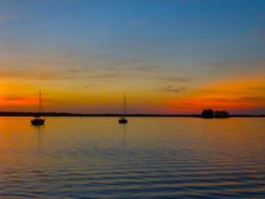 Sunset Dunedin Florida