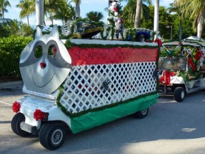 American Realty Captiva parade CHV