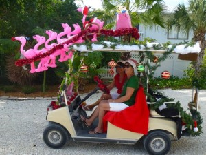 Captiva resident golf cart CHV