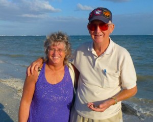 Connie, Frank Sanibel locals