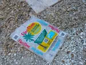 shell walkway bag