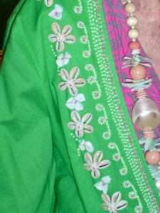 lily pulitzer seashell top