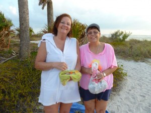 Patty Cindy sanibel shells