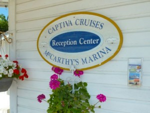 captiva cruises sign