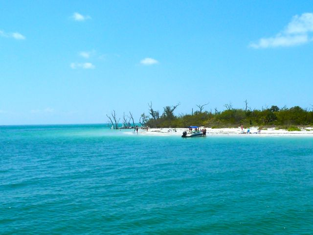 Captiva Cruises Boat To Cayo Costa