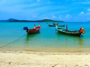Rawaii Beach Phuket Thailand