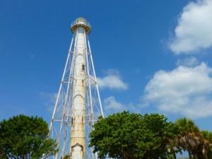 Boca grande Gasparilla Island lighthouse