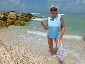 Janet GA shells captiva
