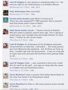 Leah shell convo facebook