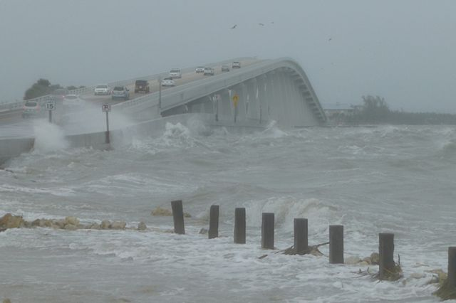 Tropical Storm Debby Visits Sanibel Captiva