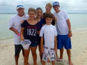 beach family jesse