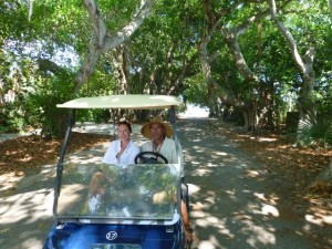golf cart susan capt b