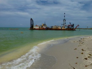 dredge sanibel captiva