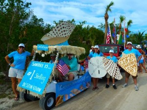iLoveShelling.com 2012 parade sanibel