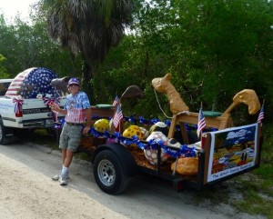 shell museum sanibel parade