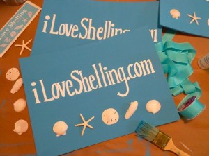 shelling signs