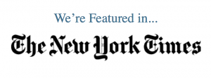Featured new york times
