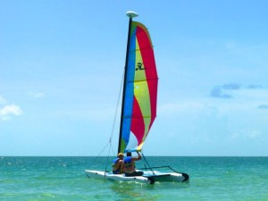 Hobie Sailboat yolo