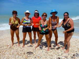diane girl friends seashells captiva