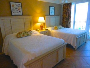 Island Inn sanibel 2 bed room