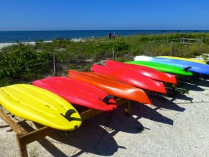 Island Inn sup kayak sanibel