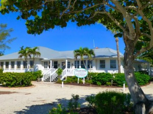 Old style Sanibel Island Inn