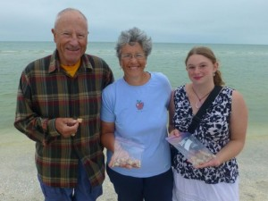 Fred Mary Ann Deseray sanibel seashells