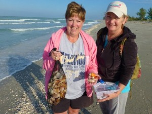 teri debbie sanibel shell seekers