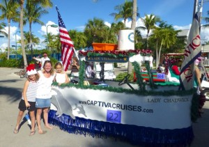 captiva cruises lady chadwick christmas