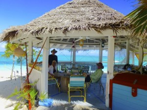Baracuda Bar North Caicos