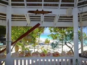beach bar caicos island
